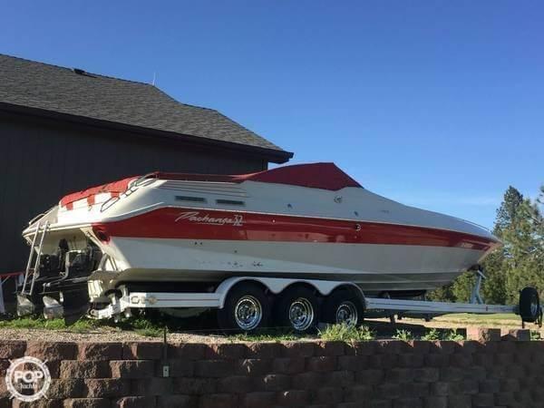 Used Sea Ray 32 Pachanga High Performance Boat For Sale