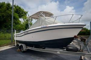 Used Grady-White 22 Seafarer Cuddy Cabin Boat For Sale