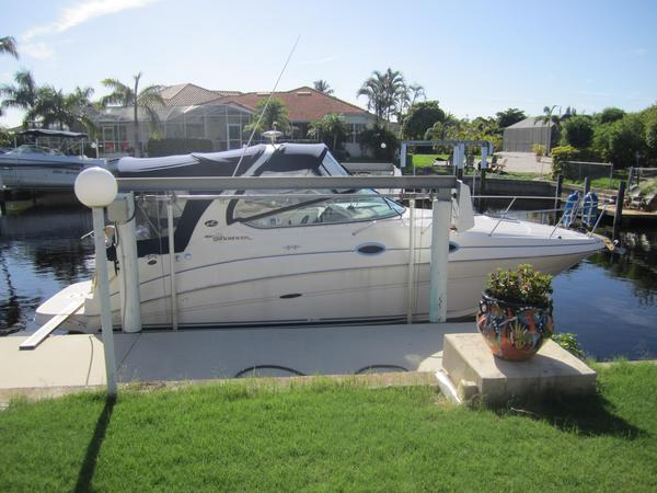Used Searay 280 Express Cruiser Boat For Sale