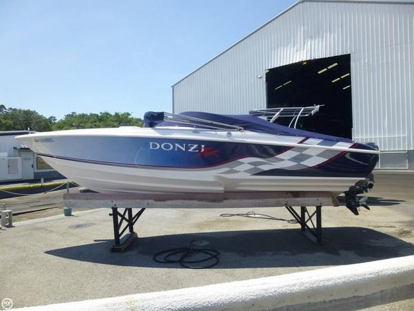 Used Donzi 22ZX High Performance Boat For Sale