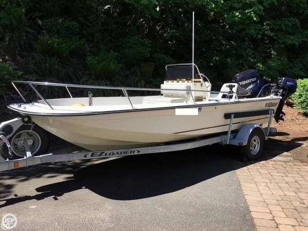Used Wahoo 18.5 Center Console Fishing Boat For Sale