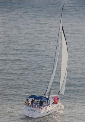 Used Hunter 36 Sloop Sailboat For Sale