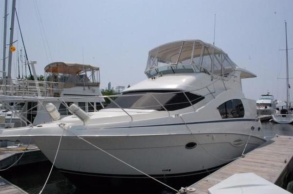 Used Silverton 35 Motor Yacht Motor Yacht For Sale
