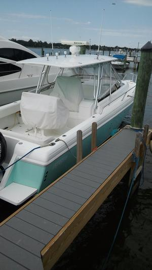 Used Intrepid 350 Sports Fishing Boat For Sale