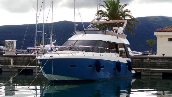 Used Sealine F46 Motor Yacht For Sale