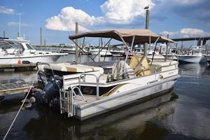 Used G3 LX3 22F/C Pontoon Boat For Sale