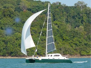 Used Andaman Cabriolet Catamaran Boat For Sale