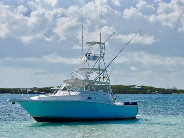 Used Pursuit Express Sports Fishing Boat For Sale