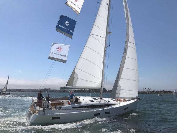 Used Jeanneau 54 Sloop Sailboat For Sale
