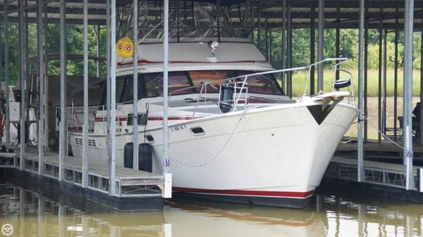 Used Bayliner 3888 Motoryacht Cruiser Boat For Sale