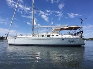 Used Jeanneau 43 Ds Center Cockpit Sailboat For Sale