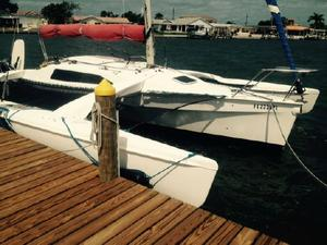 Used Corsair Marine 28 Trimaran Sailboat For Sale