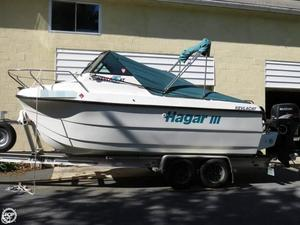 Used Kevlacat 2000 Series Power Catamaran Boat For Sale