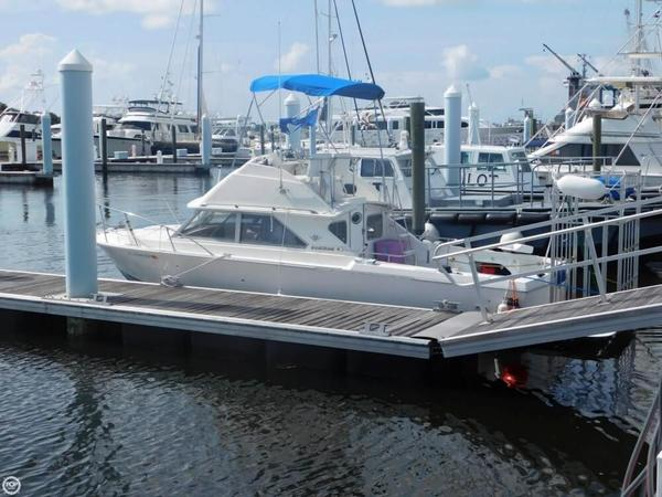 Used Bertram 28 Sports Fishing Boat For Sale