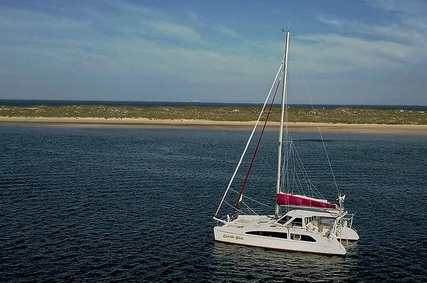 Used Seawind 1160 Catamaran Sailboat For Sale