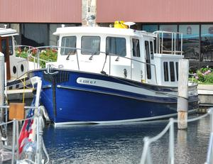 Used Nordic Tug 32 Trawler Boat For Sale