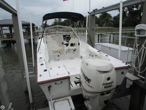 Used Mako 223 Walkaround Fishing Boat For Sale