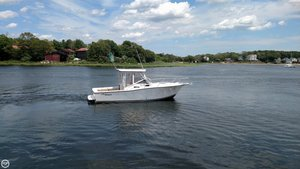 Used Albemarle 265 Walkaround Fishing Boat For Sale