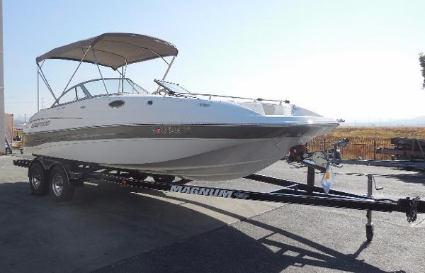 Used Ebbtide 220 SS Deck Boat For Sale
