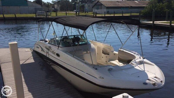 Used Hurricane 26 Sun Deck Boat For Sale