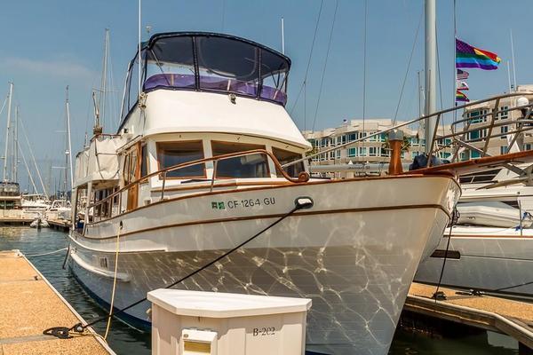 Used Sea Ranger Trawler Boat For Sale