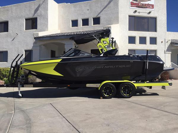 New Nautique G23 Ski and Wakeboard Boat For Sale