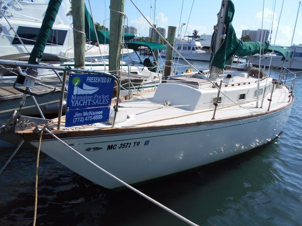 Used Tartan Sloop Sailboat For Sale