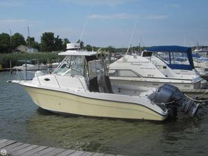 Used Seaswirl Striper 2601 WA Walkaround Fishing Boat For Sale