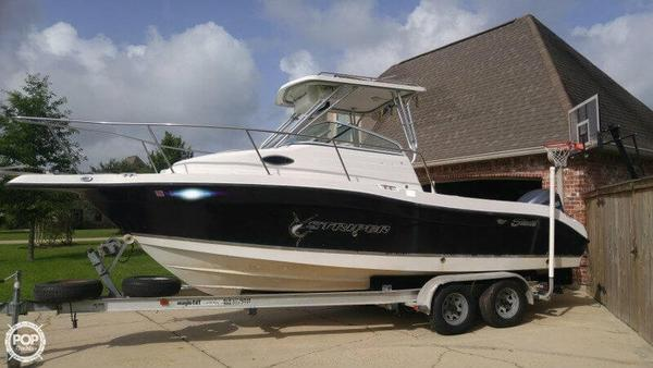 Used Seaswirl 2301 Striper WA 23 Sports Fishing Boat For Sale
