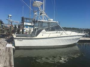 Used Rampage 33 Sport Fish Express Sports Fishing Boat For Sale