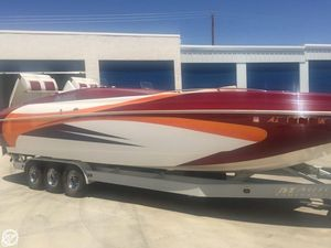 Used Magic Scepter-Mid Cabin High Performance Boat For Sale