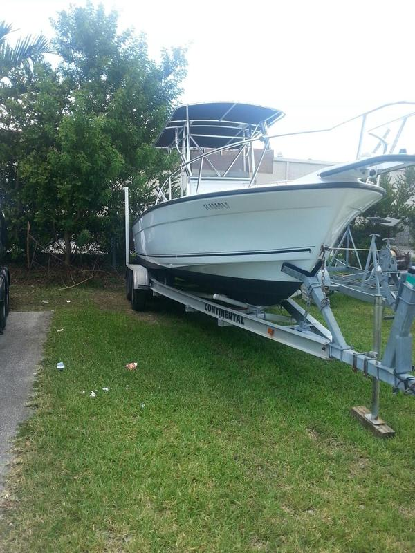 Used Robalo 2320 Center Console Center Console Fishing Boat For Sale