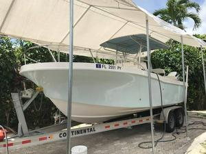 Used Dusky 252 Center Console Fishing Boat For Sale