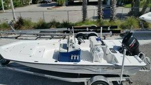 Used Blue Wave 1902 Bay Boat For Sale