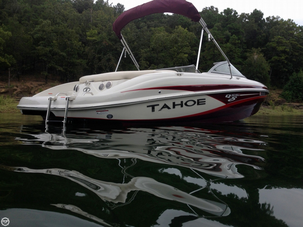 Used Tahoe 21 Q8 SSI Ski and Wakeboard Boat For Sale