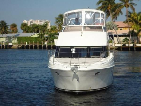 Used Carver Motor Yacht For Sale