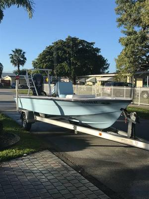 Used Speedcraft Flats Fishing Boat For Sale