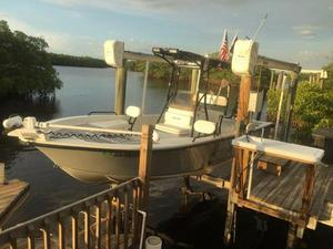 Used Action Craft Ace 24 Center Console Fishing Boat For Sale