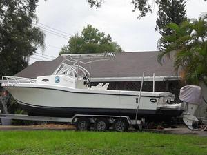 Used Dusky 256 FAC Walkaround Fishing Boat For Sale