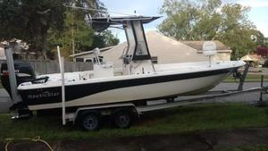 Used Nauticstar 2400cc NauticBay Center Console Fishing Boat For Sale