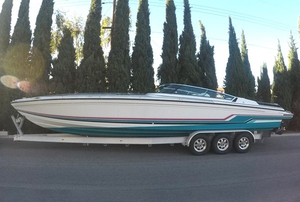 Used Formula 357-SR1 High Performance Boat For Sale