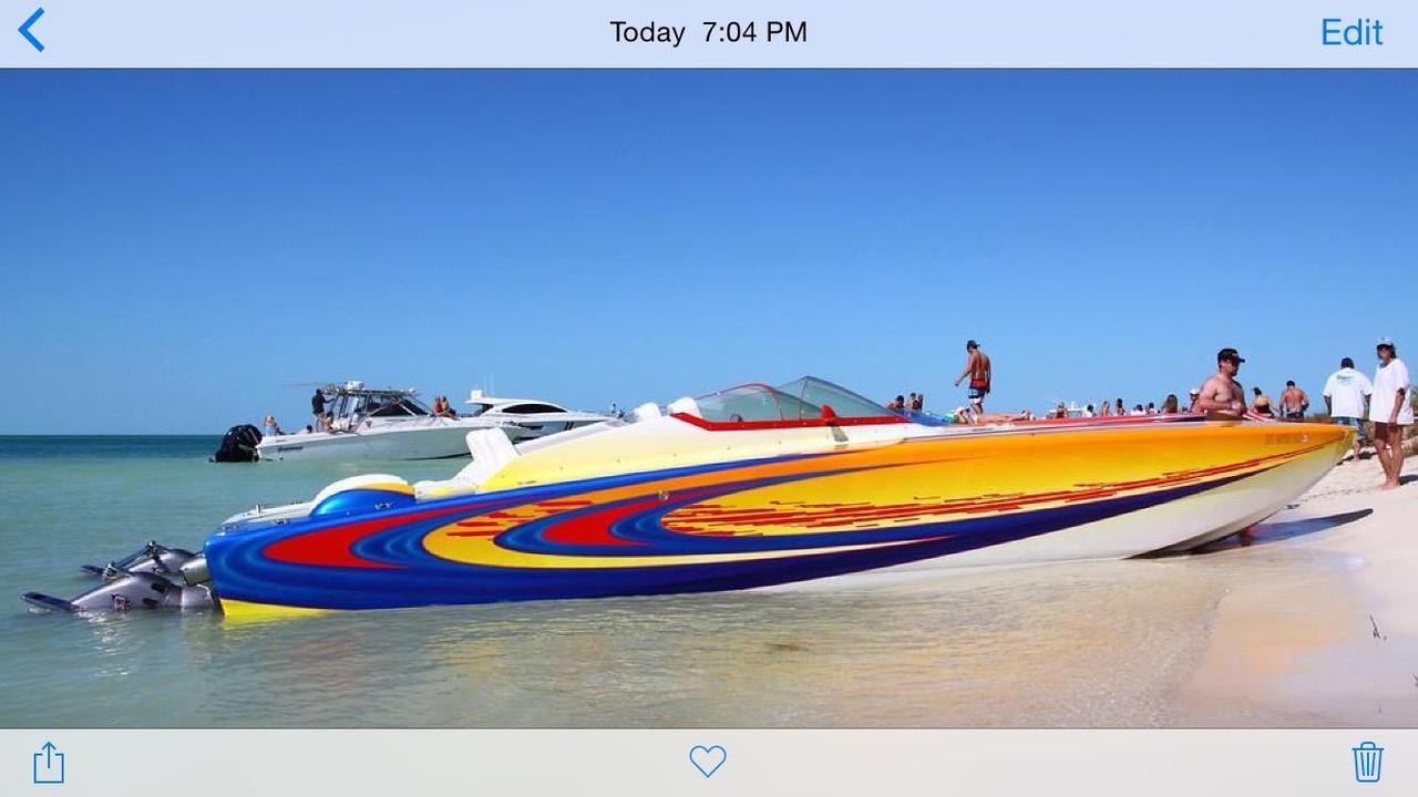 2007 Used Skater 30 Nascat Unspecified Boat For Sale - $349,000