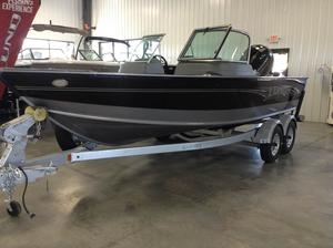 New Lund 1875 Impact Aluminum Fishing Boat For Sale