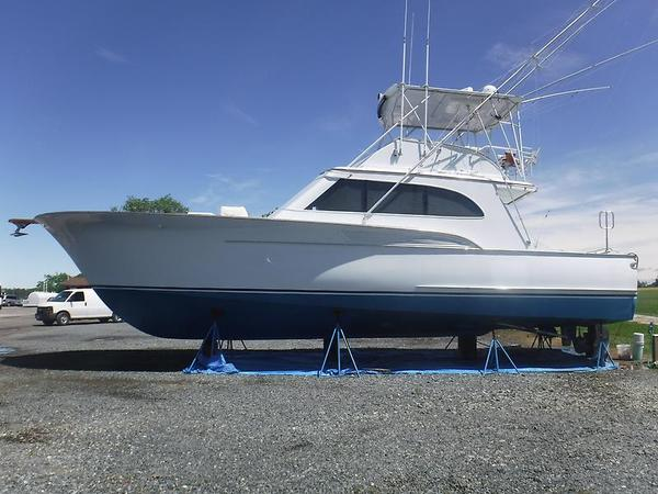 Used Buddy Davis 47 Sportfisherman Other Boat For Sale