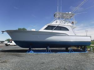 Used Buddy Davis 47 Sportfisherman Sports Fishing Boat For Sale