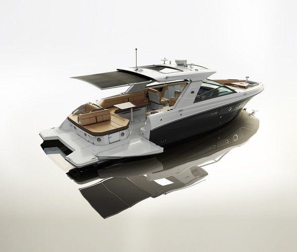 New Sea Ray 400 SLX - Factory Prototype Bowrider Boat For Sale