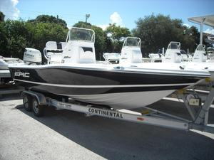 New Epic 22 Sport Console22 Sport Console Center Console Fishing Boat For Sale