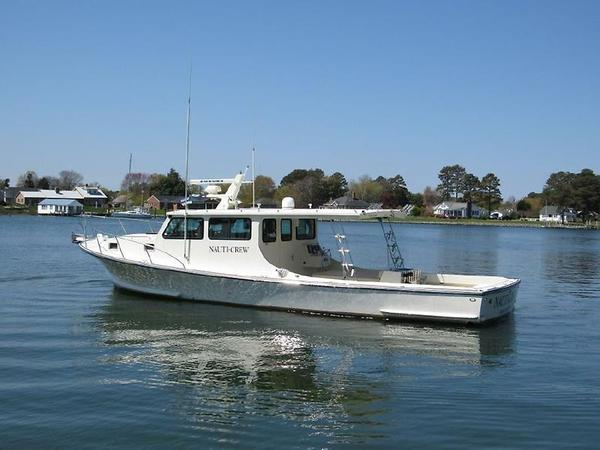 Used Chesapeake Bay Deadrise Pilothouse Boat For Sale