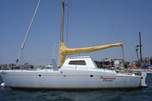 Used Csk 35 Catamaran Sailboat For Sale