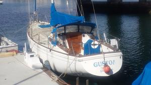 Used Columbia Yacht 43 Sloop Sailboat For Sale